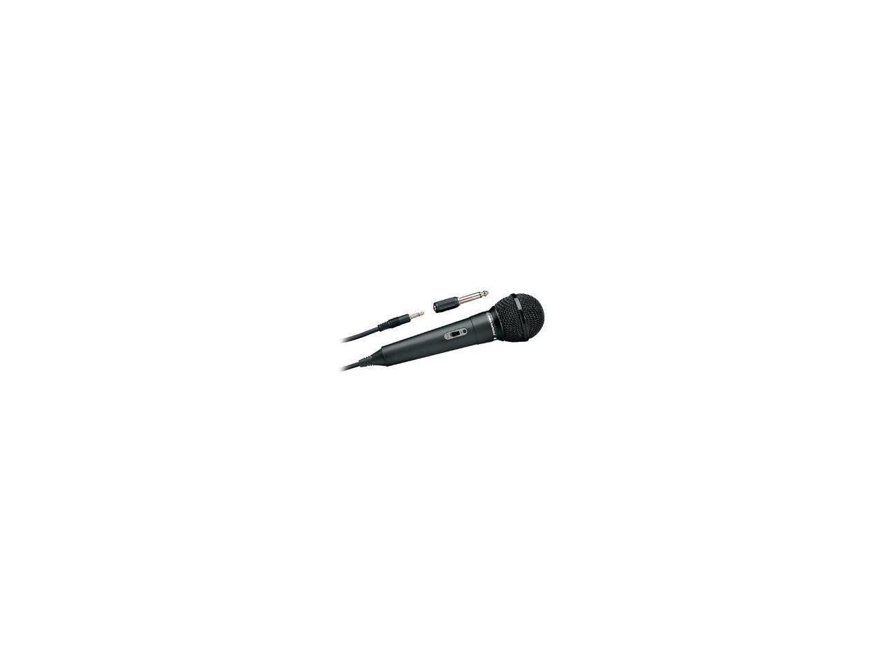 Audio Tech ATR1100 Dynamic Wired Consumer Microphone