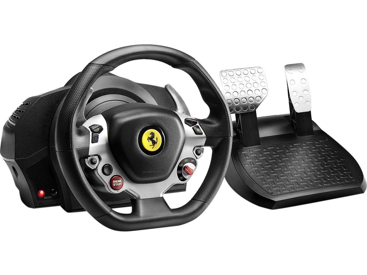 Patranka Demonas Lašinamas Thrustmaster Tx Racing Wheel Ferrari 458 Yenanchen Com