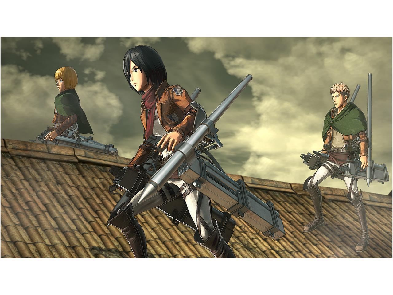 Attack on Titan 2: Final Battle - Nintendo Switch - Newegg.com