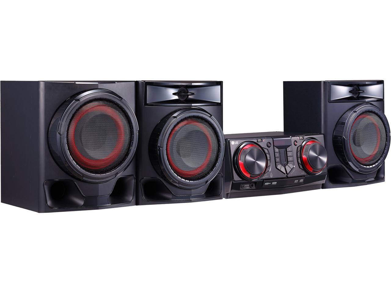 Refurb LG CJ45 Home Theater System