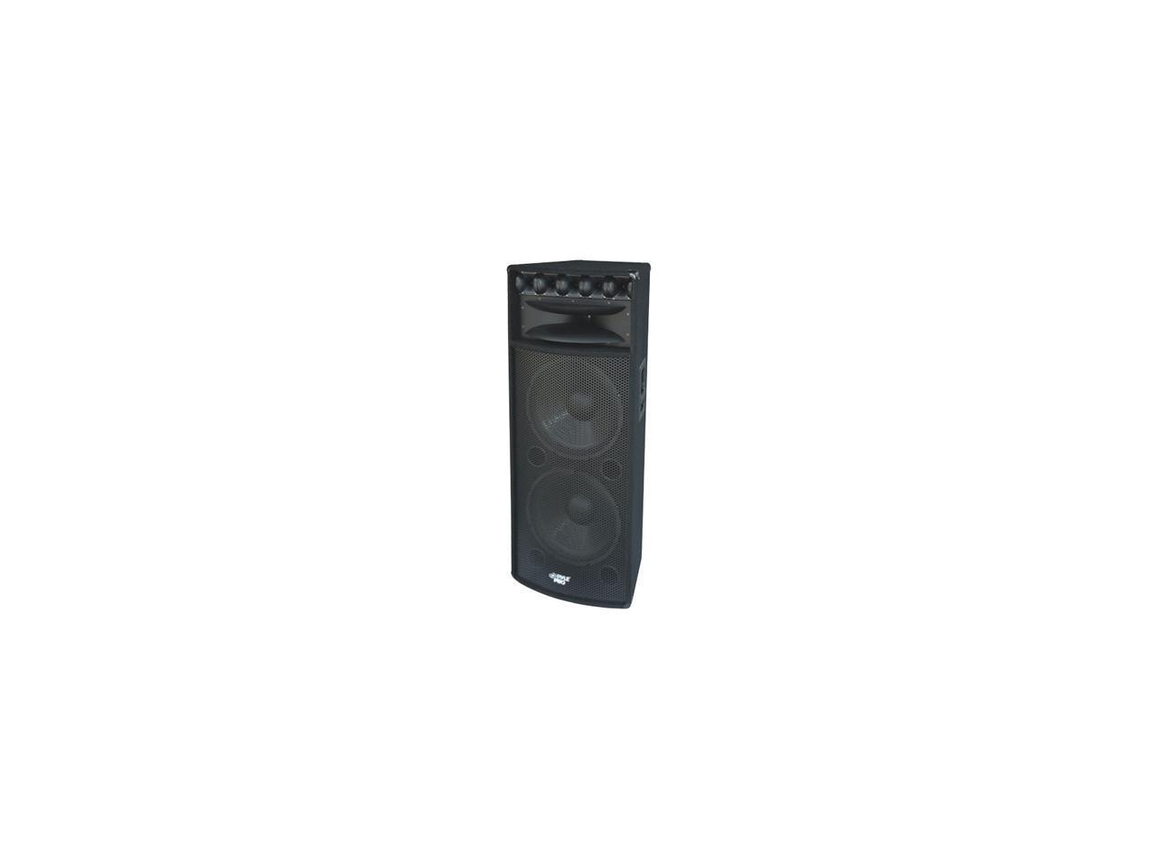 Pyle Padh215 21 U0026 39  U0026 39  2000 Watts Pa Speaker Cabinet Single