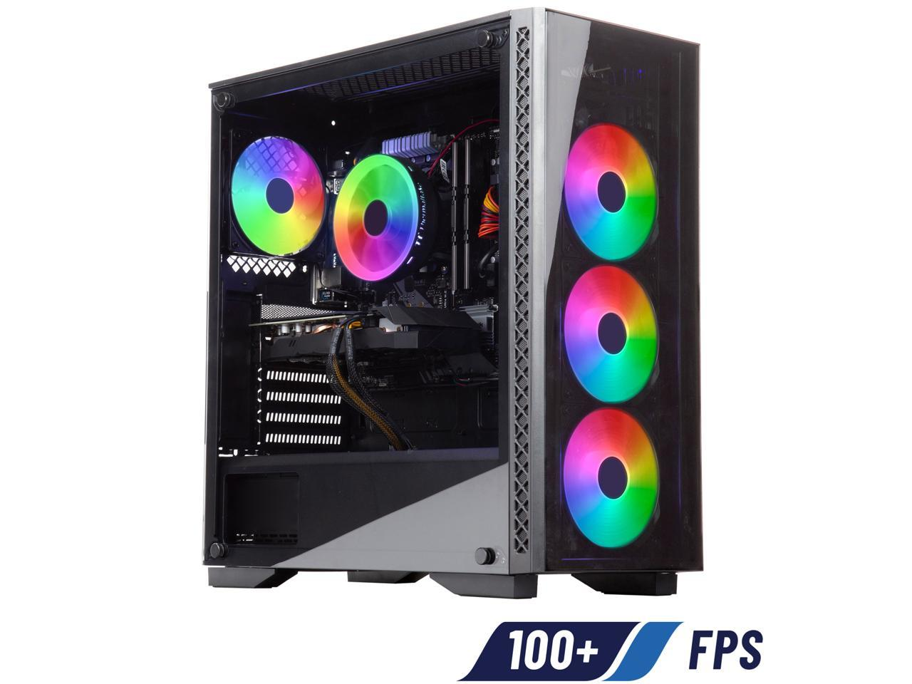 ABS Master Intel i5 10400 GeForce RTX 2060 16GB DDR4 RAM 512GB SSD Gaming Desktop
