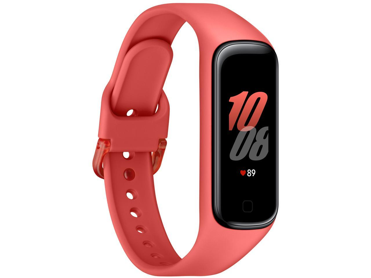 Samsung Galaxy Fit 2 (Red)