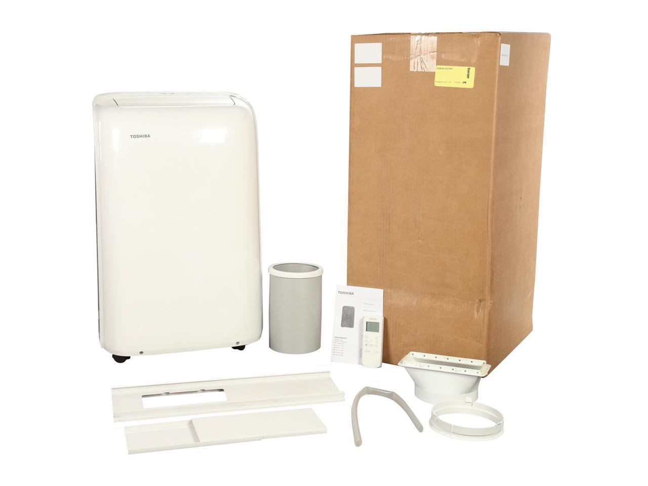Refurbished: Toshiba 12,000 BTU Portable Air Conditioner ...