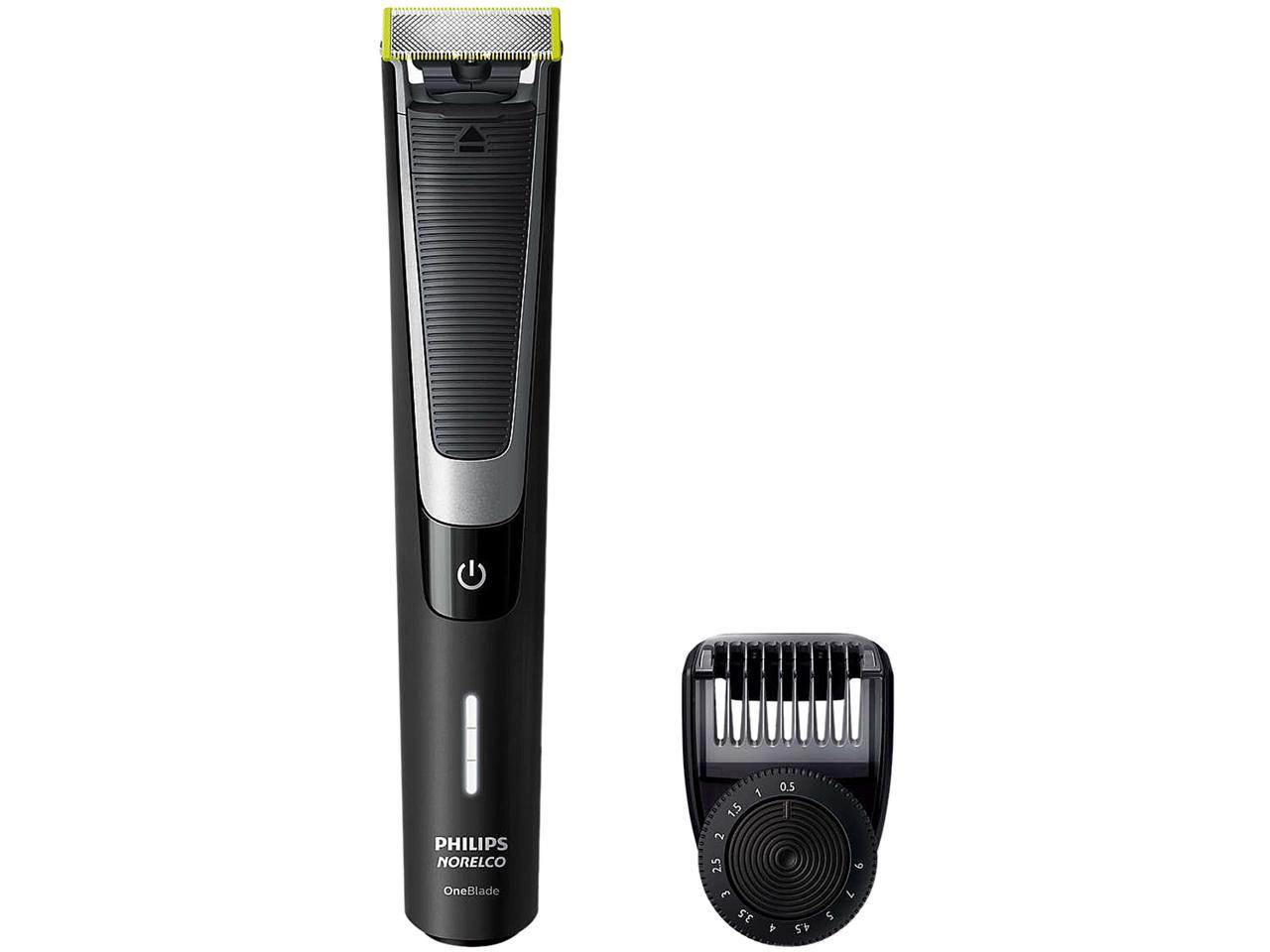 Philips Norelco OneBlade Pro Hybrid Styler with 12 Length Settings QP6510/70