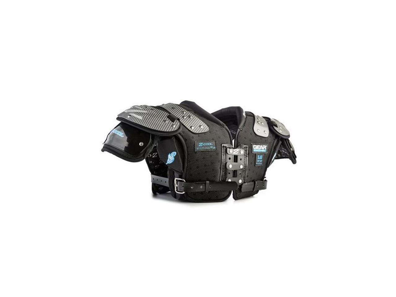 Gear Pro-Tec Z-Cool 2.0 JV//Youth Football Shoulder Pads All Purpose