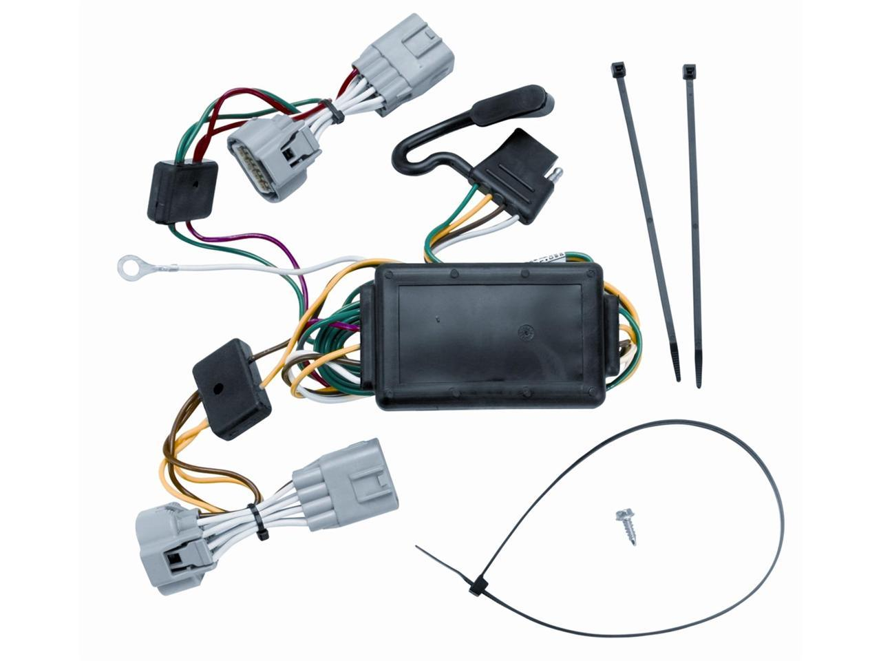 118394 T-One Trailer Hitch Wiring Harness Jeep Grand Cherokee 2005-2006 -  Newegg.com | 2005 Jeep Wiring Harness |  | Newegg.com