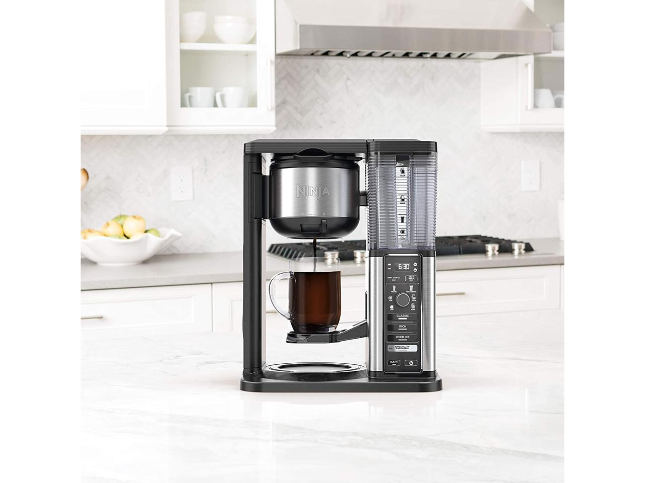 Ninja CM407 Specialty Coffee Maker with Thermal Carafe and ...