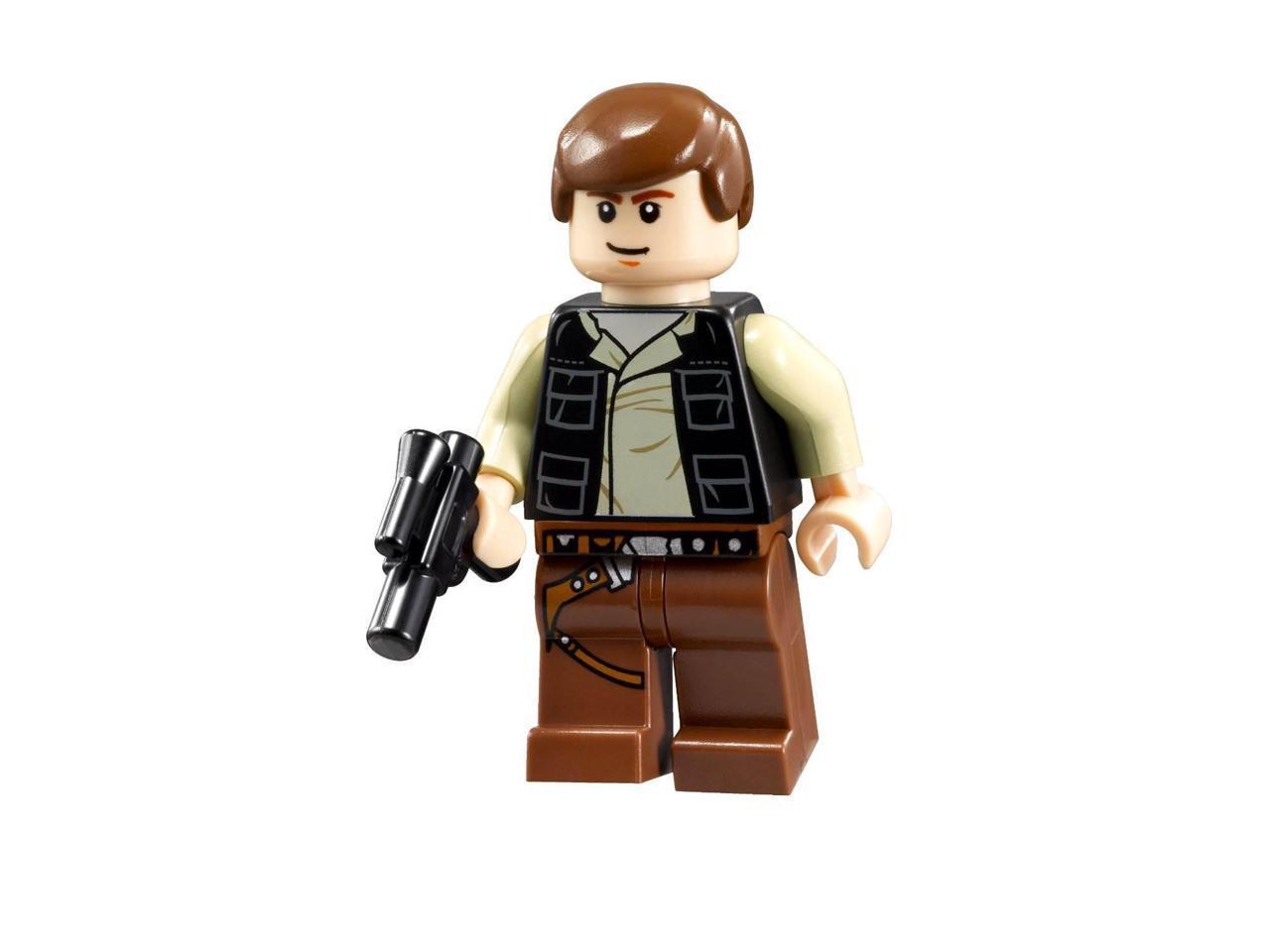 Mini Figure -NEW! LEGO STAR WARS #75101 W//BLASTER FIRST ORDER TIE PILOT