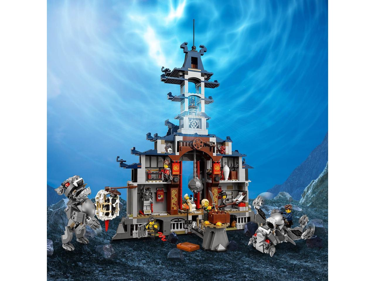 lego ninjago temple of the ultimate ultimate weapon 1403
