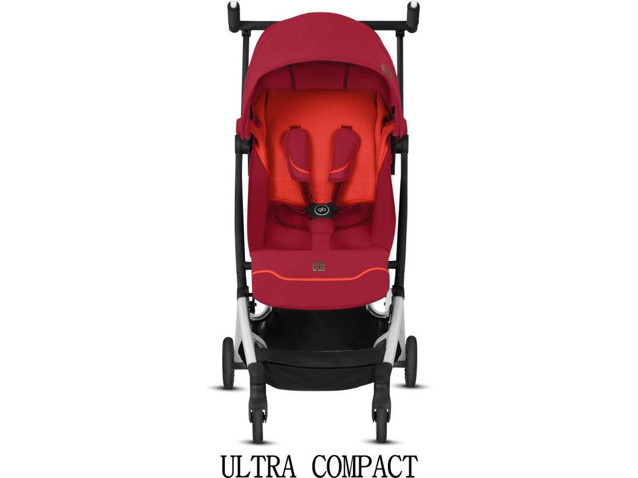 GB Pockit Plus All-City 3-in-1 Infant Travel Ultra-Compact ...