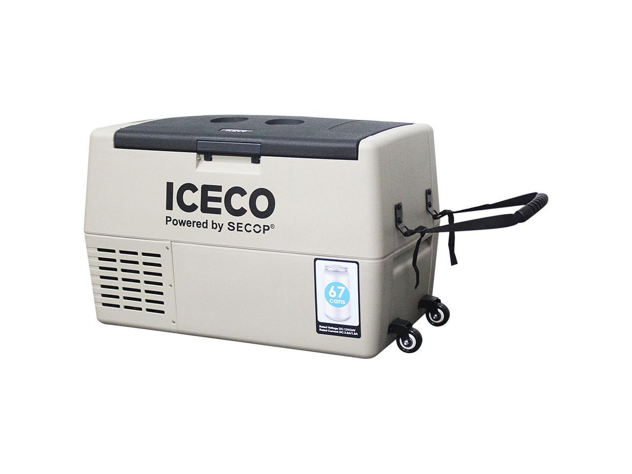 ICECO TR45 Portable Refrigerator 45 Liter with Reversible Door