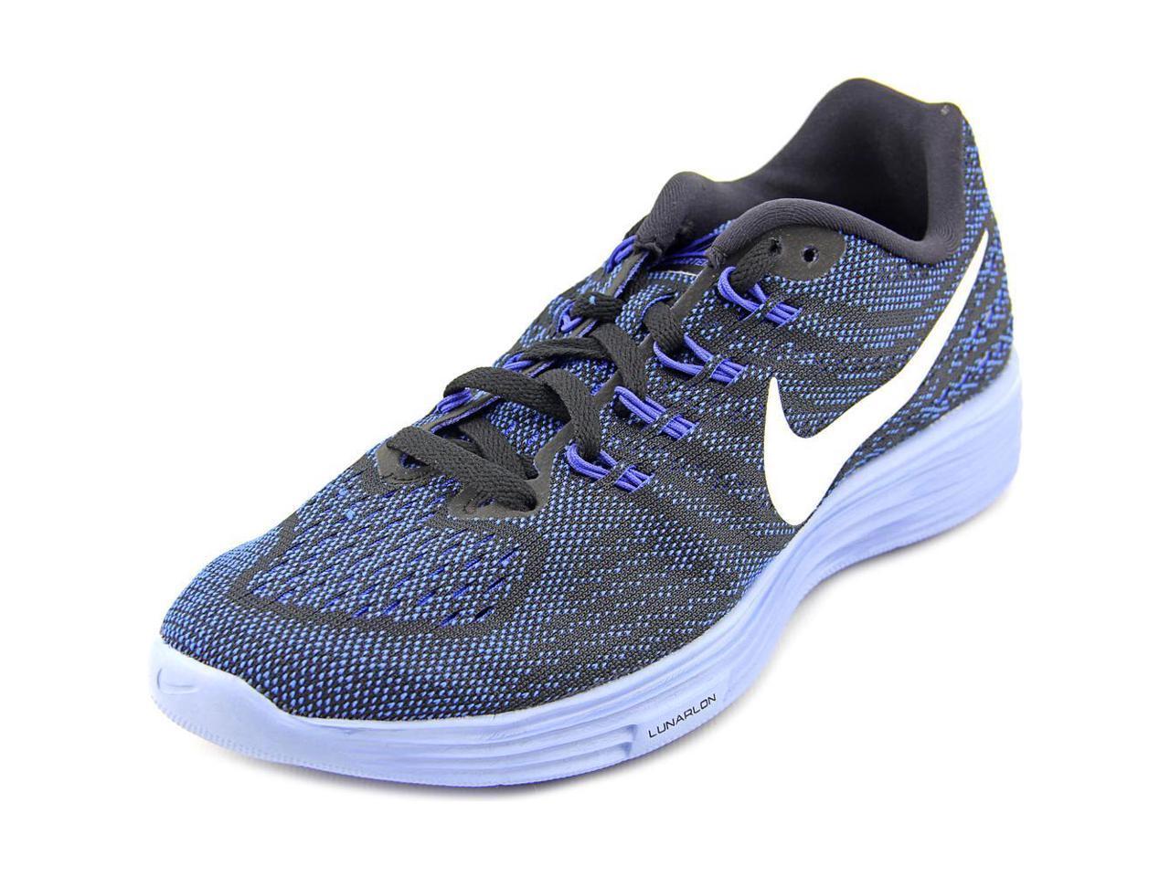 Nike Lunartempo 2 Women US Shoe 6.5 Blue Running Shoe US a868b0