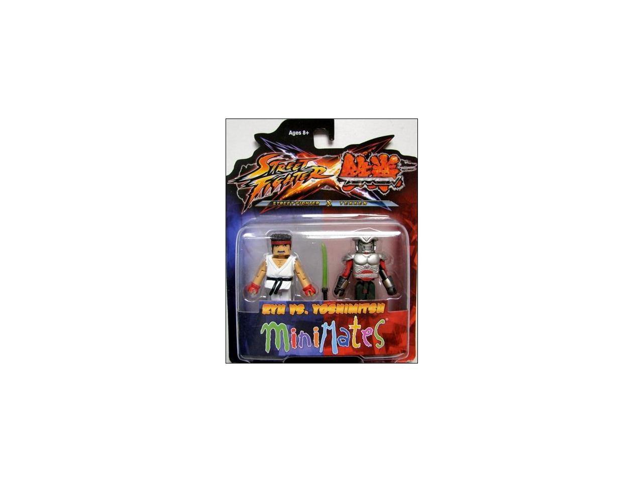 Street Fighter x Tekken Minimates Serie 2 Ryu