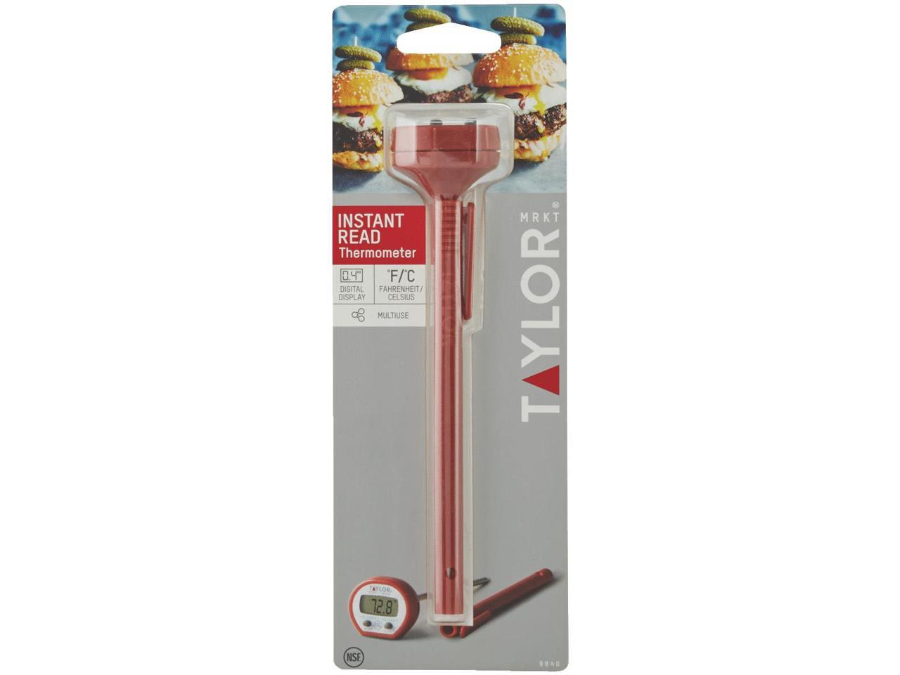 Taylor Instant Read Digital Thermometer Newegg Com