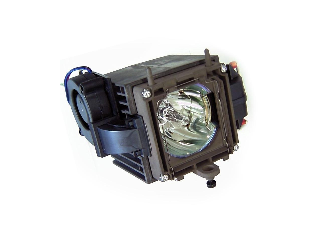 Power by Phoenix Replacement Lamp Assembly with Genuine Original OEM Bulb Inside for Knoll HD108 Projector