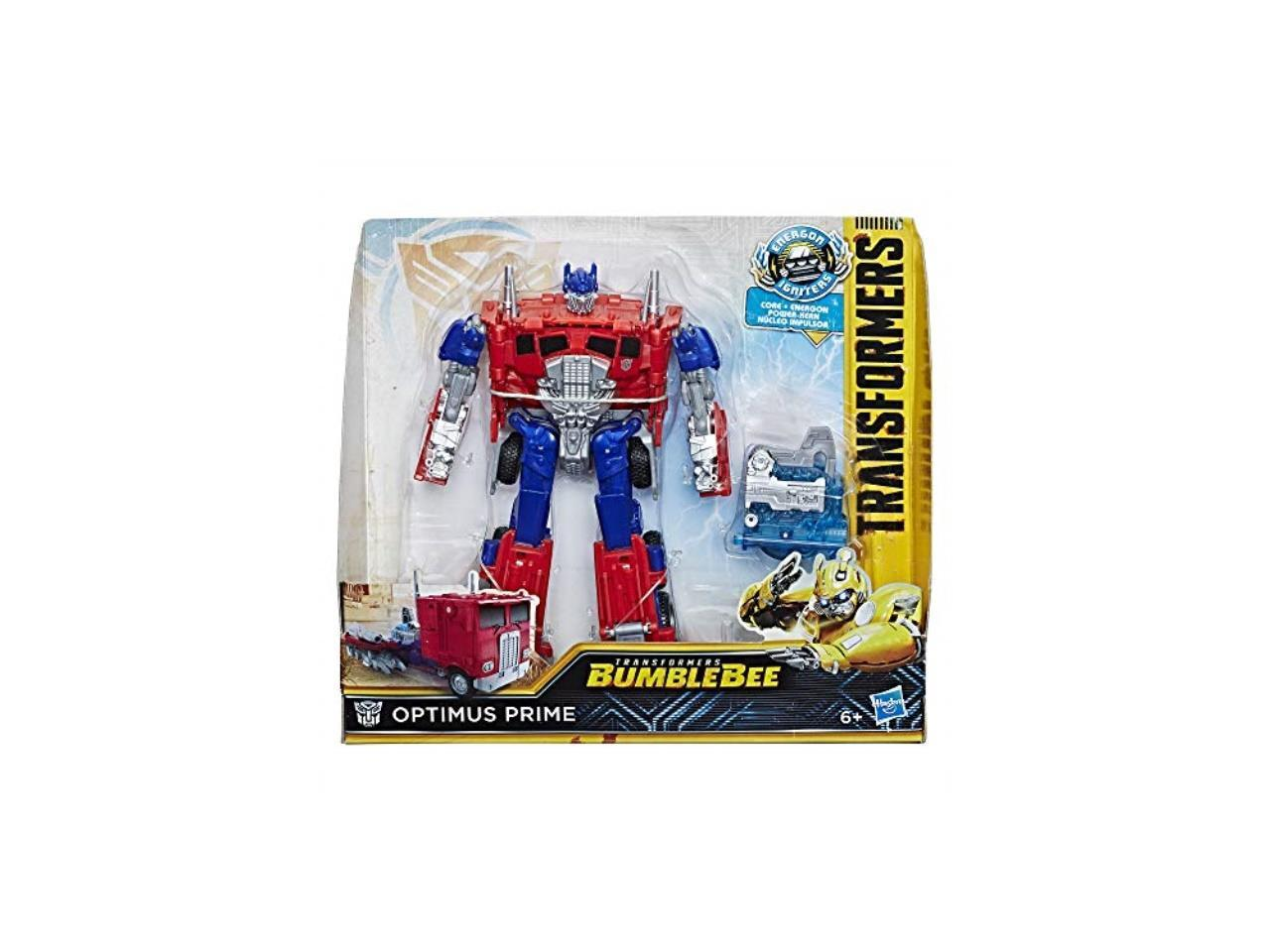 Bumblebee Movie Toys Energon Igniters Nitro Bumblebee Core Powers Transformers