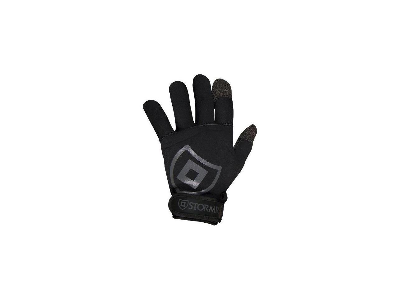 Fully Lined Micro-Fleece Gloves with Adjustable Wrist Closures and Foul Weather Ideal for Ice Fishing STORMR Strykr 2mm Neoprene Mens and Womens Glove Winter Conditions