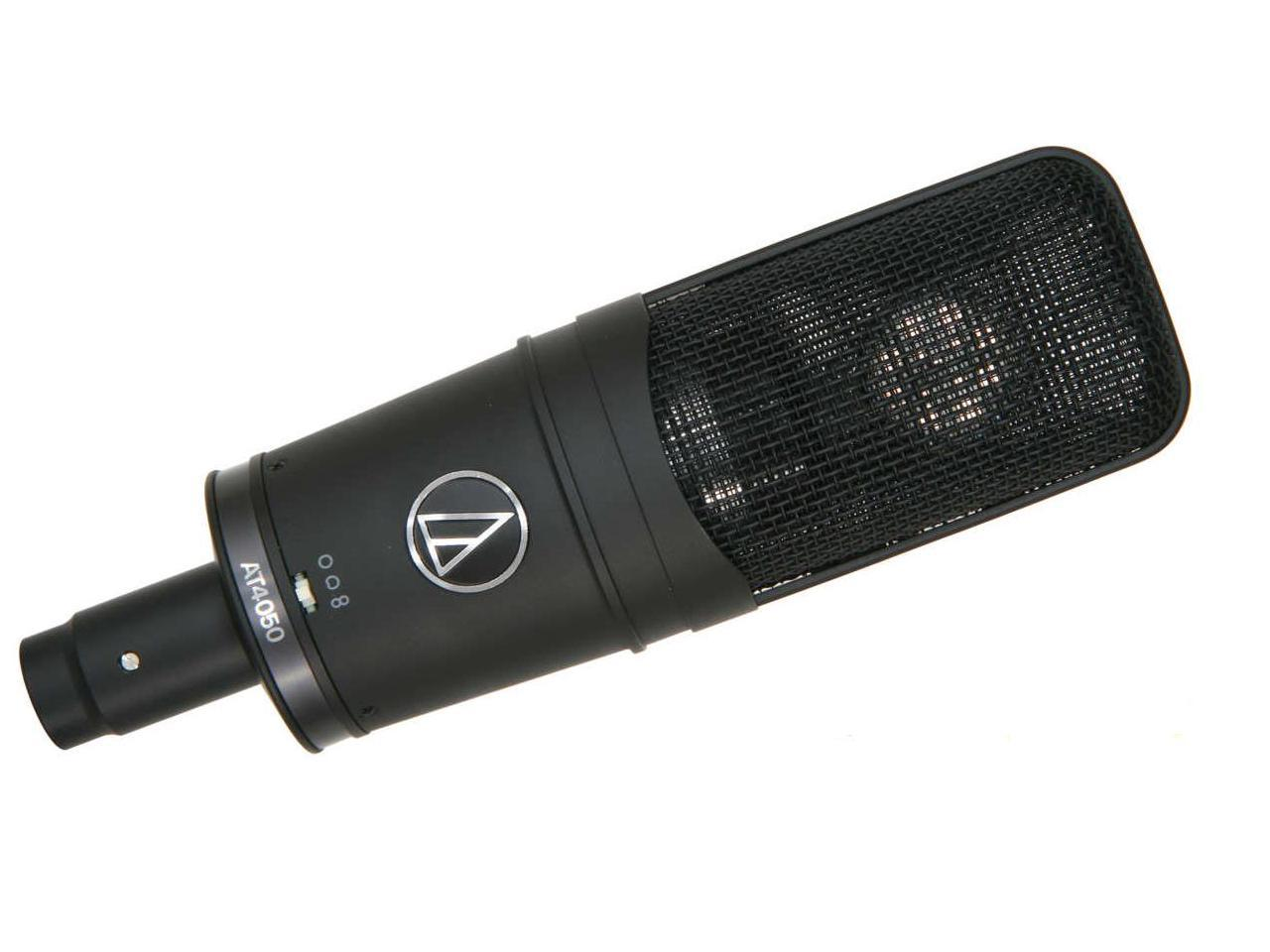 Audio Technica AT4050 Multi-Pattern Studio Condenser Microphone Mic NEW -  Newegg.com