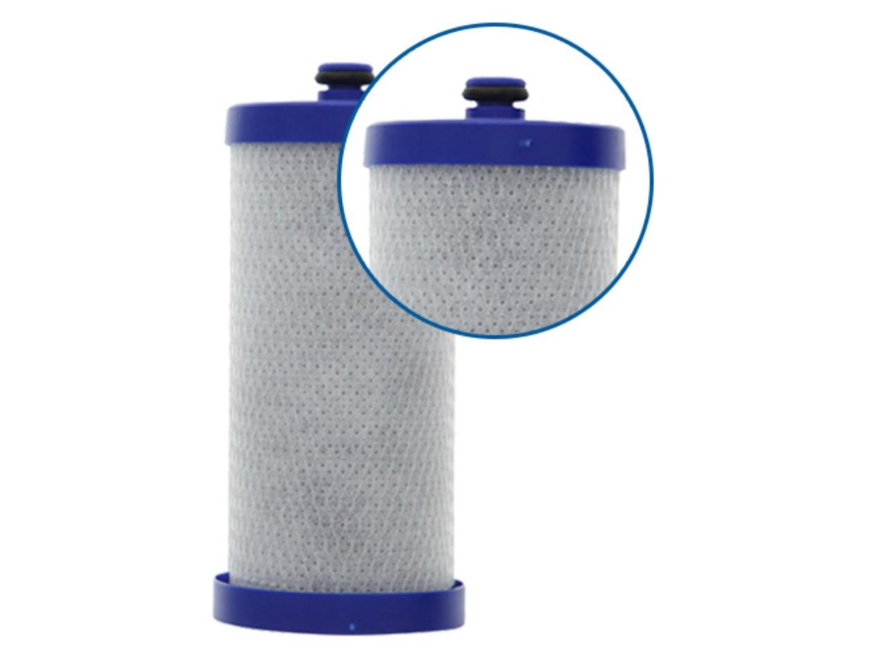 Refresh Water Filter 4Pack Fits Frigidaire FRS26R2AW5 Refrigerators