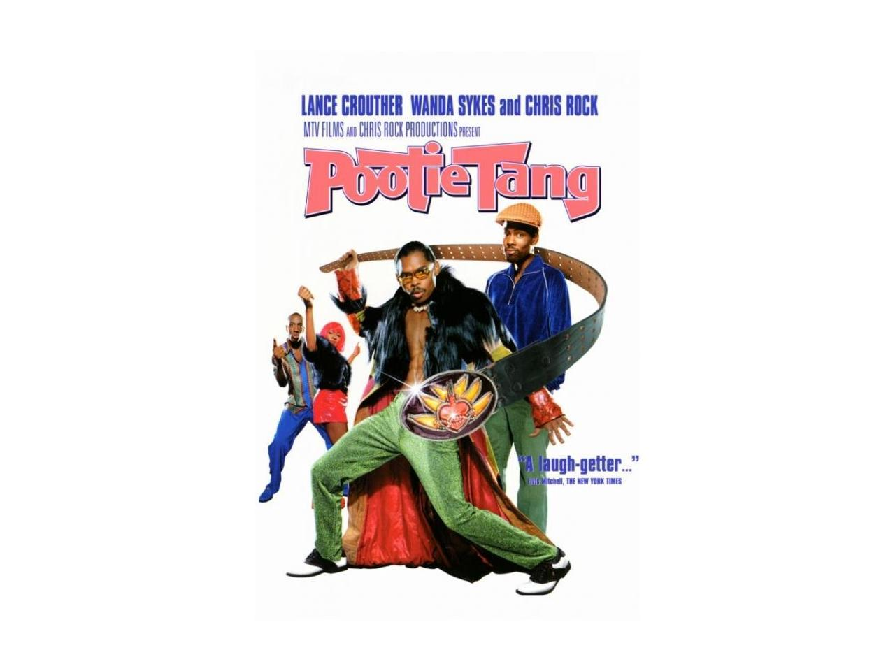 Posterazzi MOVAF7317 Pootie Tang Movie Poster - 27 x 40 in