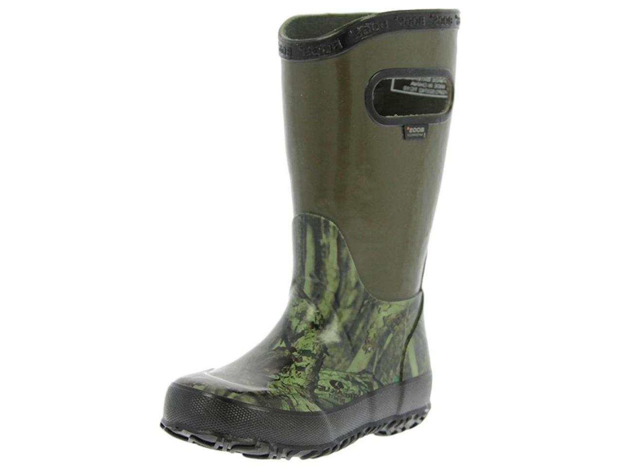 Bogs Hunting Boots Boys Kids Rainboot Hunting Bogs WP 2 Child Mossy Oak 71742 3c3a93