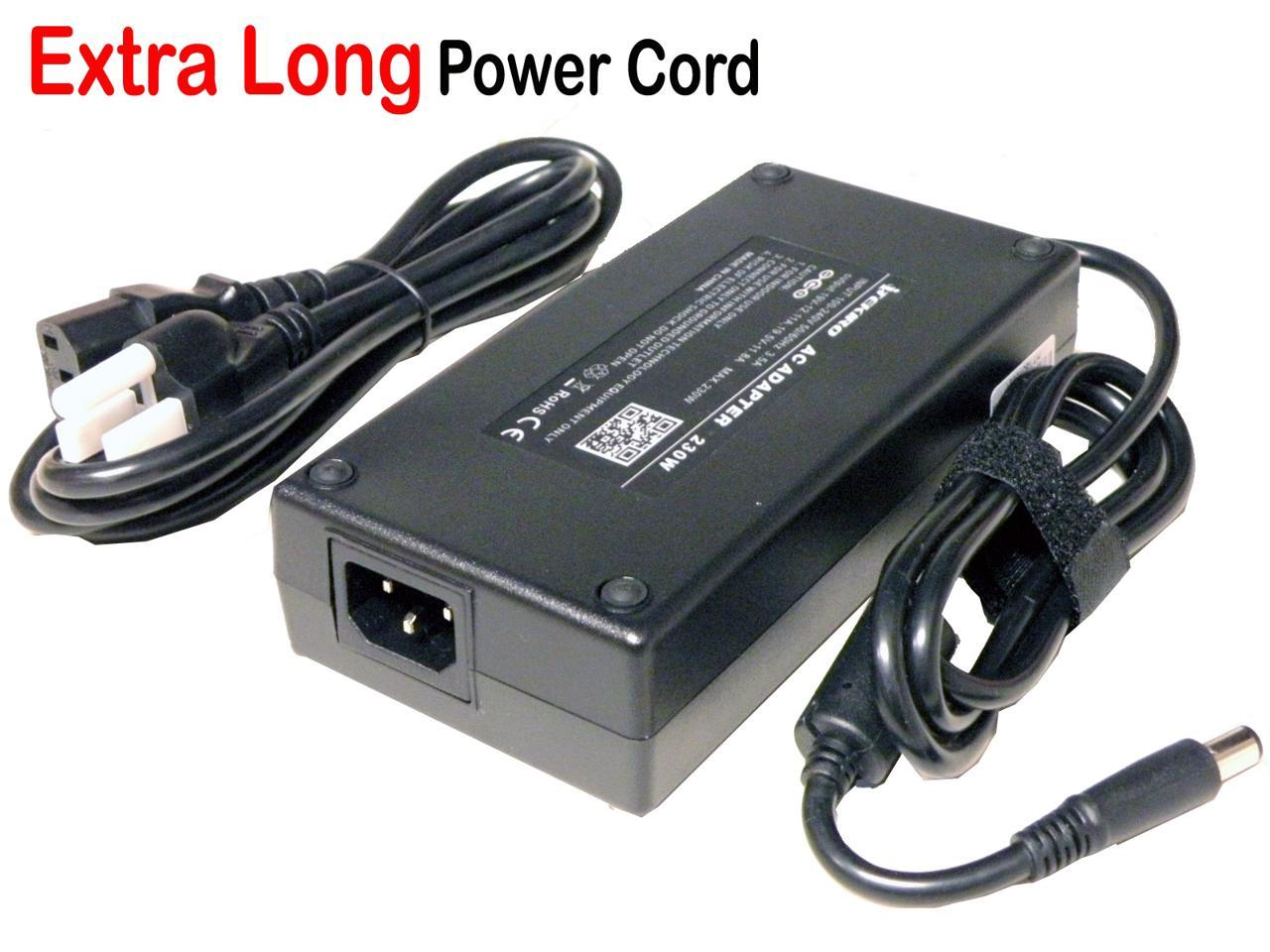 AT LCC 230W AC Adapter Power for MSI Gaming Laptop GT80 957-18121P-129 957-18121P-109
