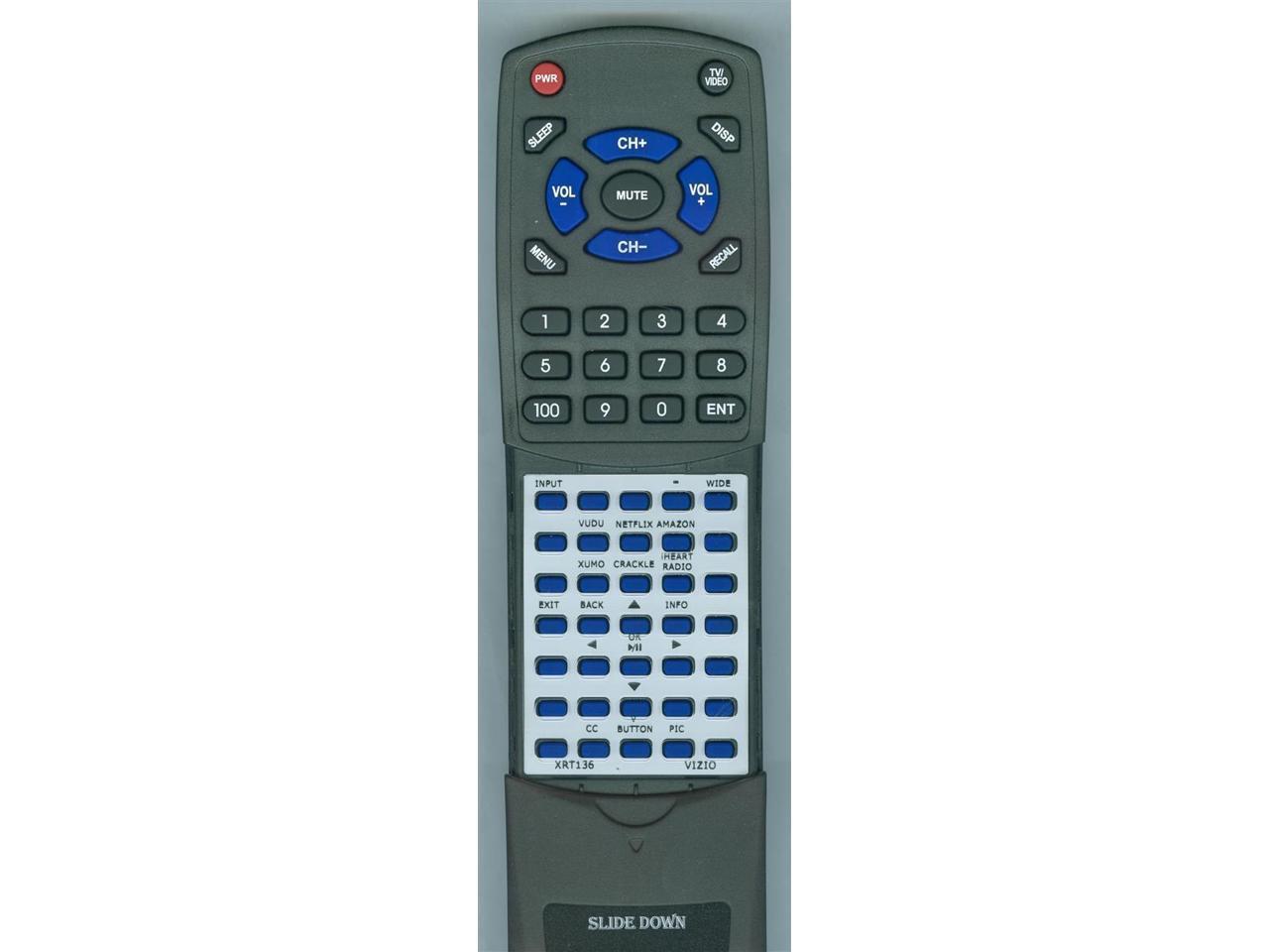 Vizio 0980-0306-1022 Remote Control