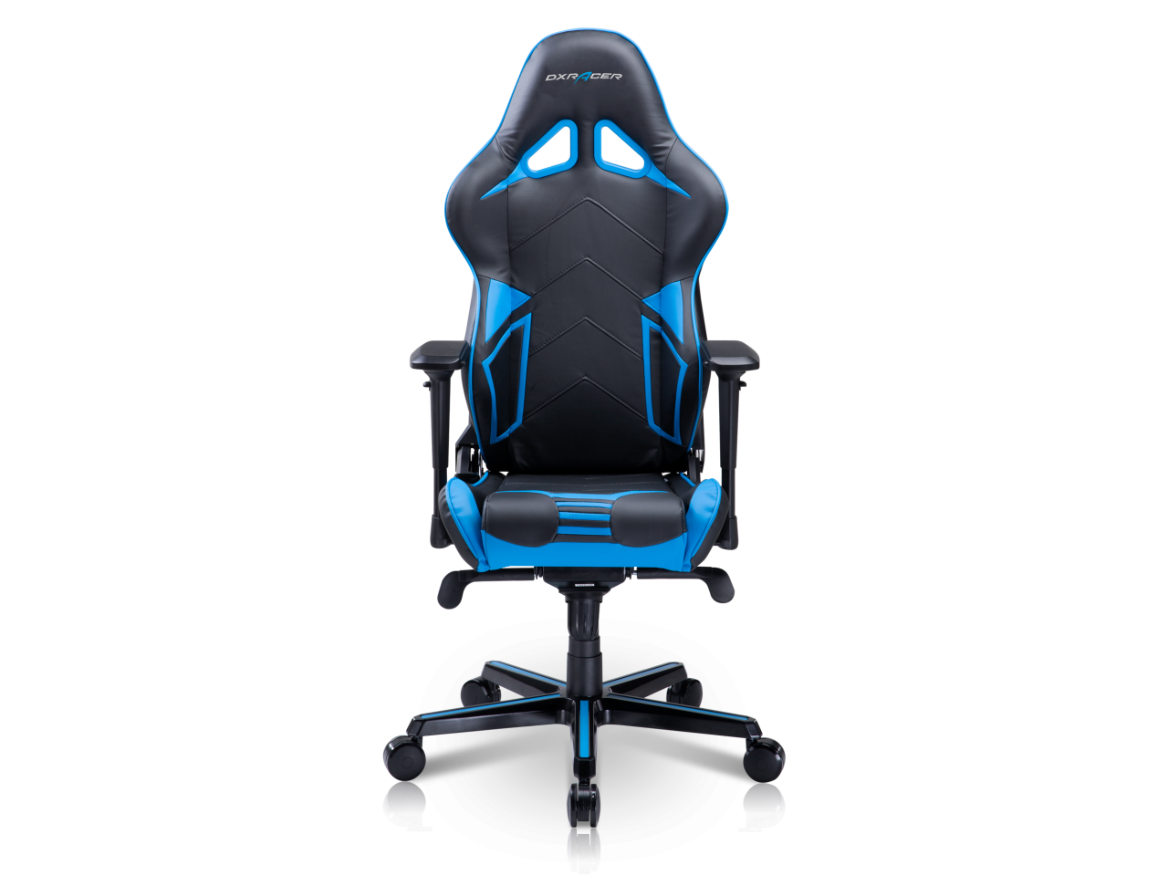 Warranty DXRacer OH//RV131//NR Black /& Red Racing Series Gaming Chair Ergonomic High Backrest Office Computer Chair Esports Chair Swivel Tilt and Recline with Headrest and Lumbar Cushion