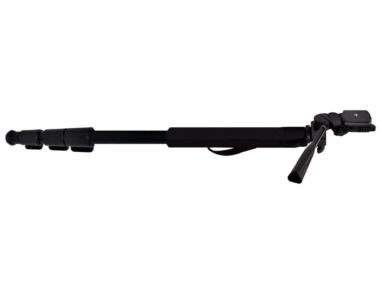 Professional Black 72 Monopod//Unipod Quick Release for Sony Alpha DSLR-SLT-A33