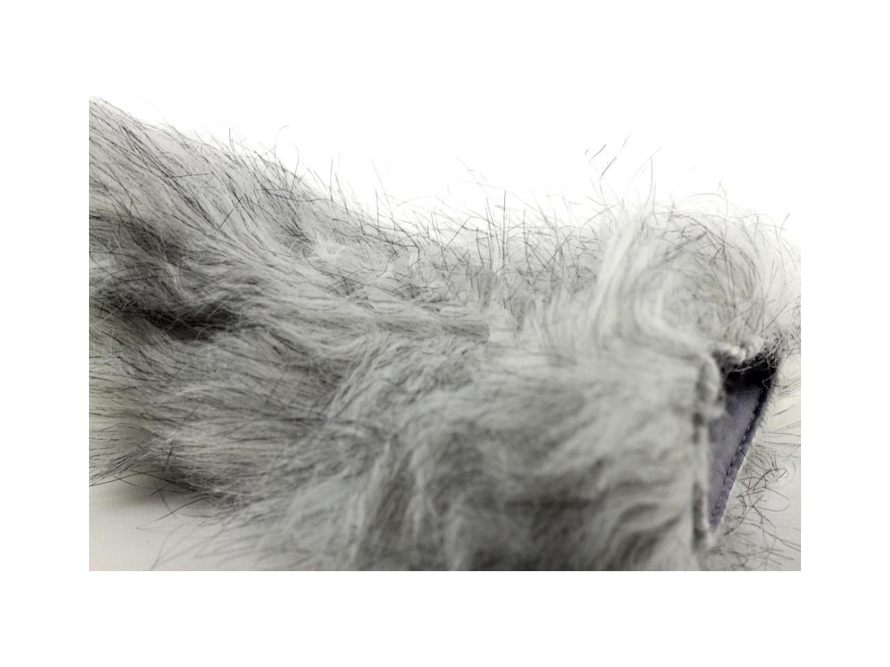 w//Multi-Interface Adapter Shotgun Microphone Stereo With Windscreen /& Dead Cat Muff For Sony Cyber-shot DSC-RX100 II
