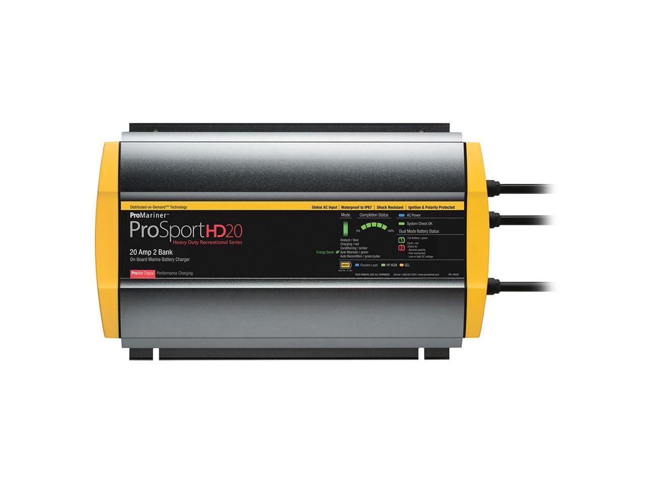 Quick Fbnrg0140Fr0A00 Sbc 140 Nrg Battery Charger 12V 12 Amp 2-Bank
