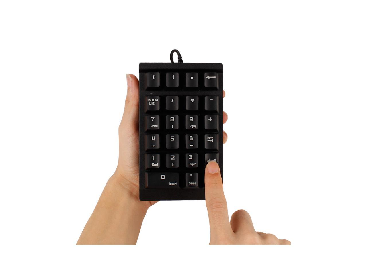 Mechanical Number Pad