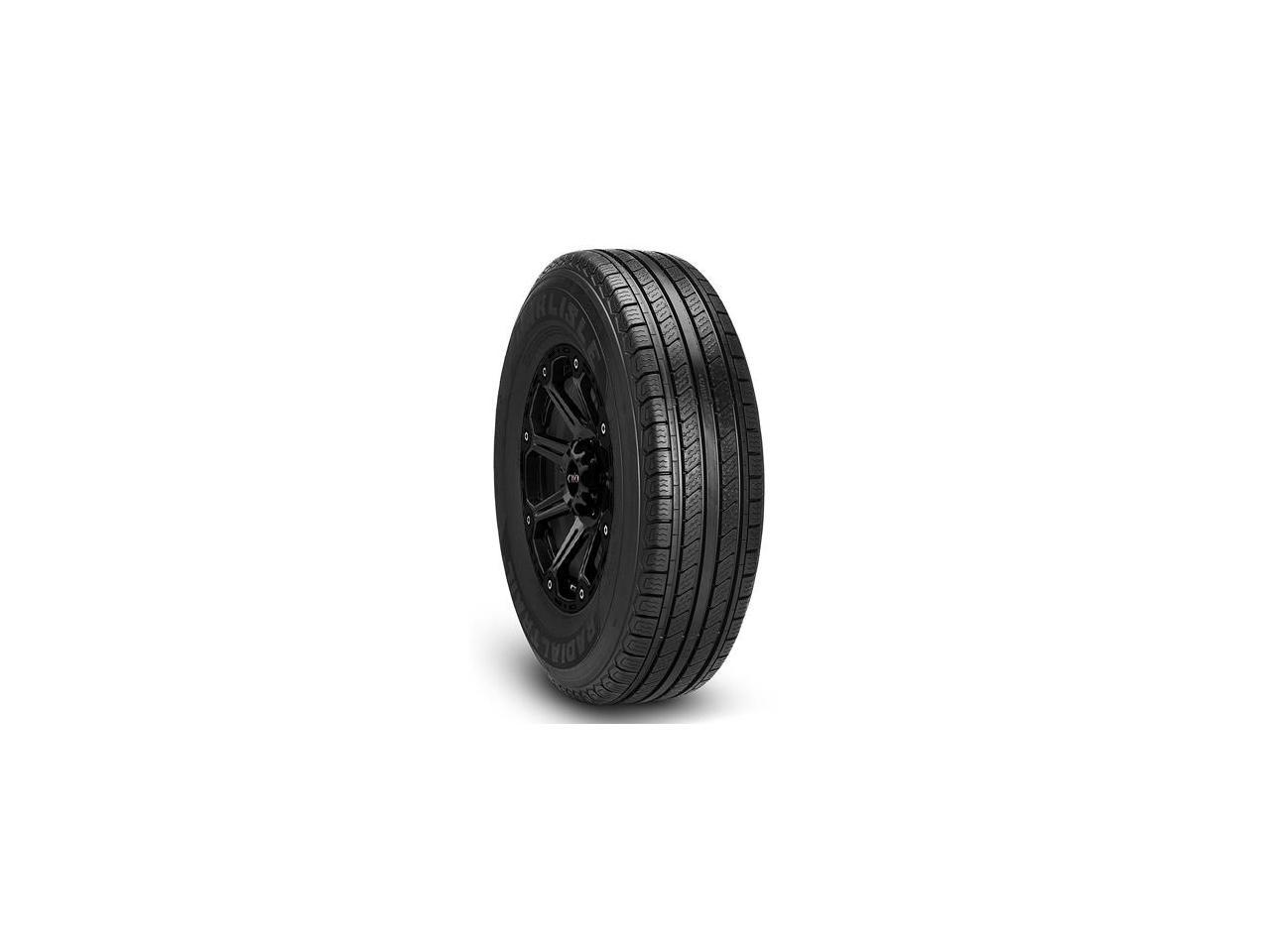 New Carlisle Radial Trail HD Trailer Tire Only ST225/75R15 ...