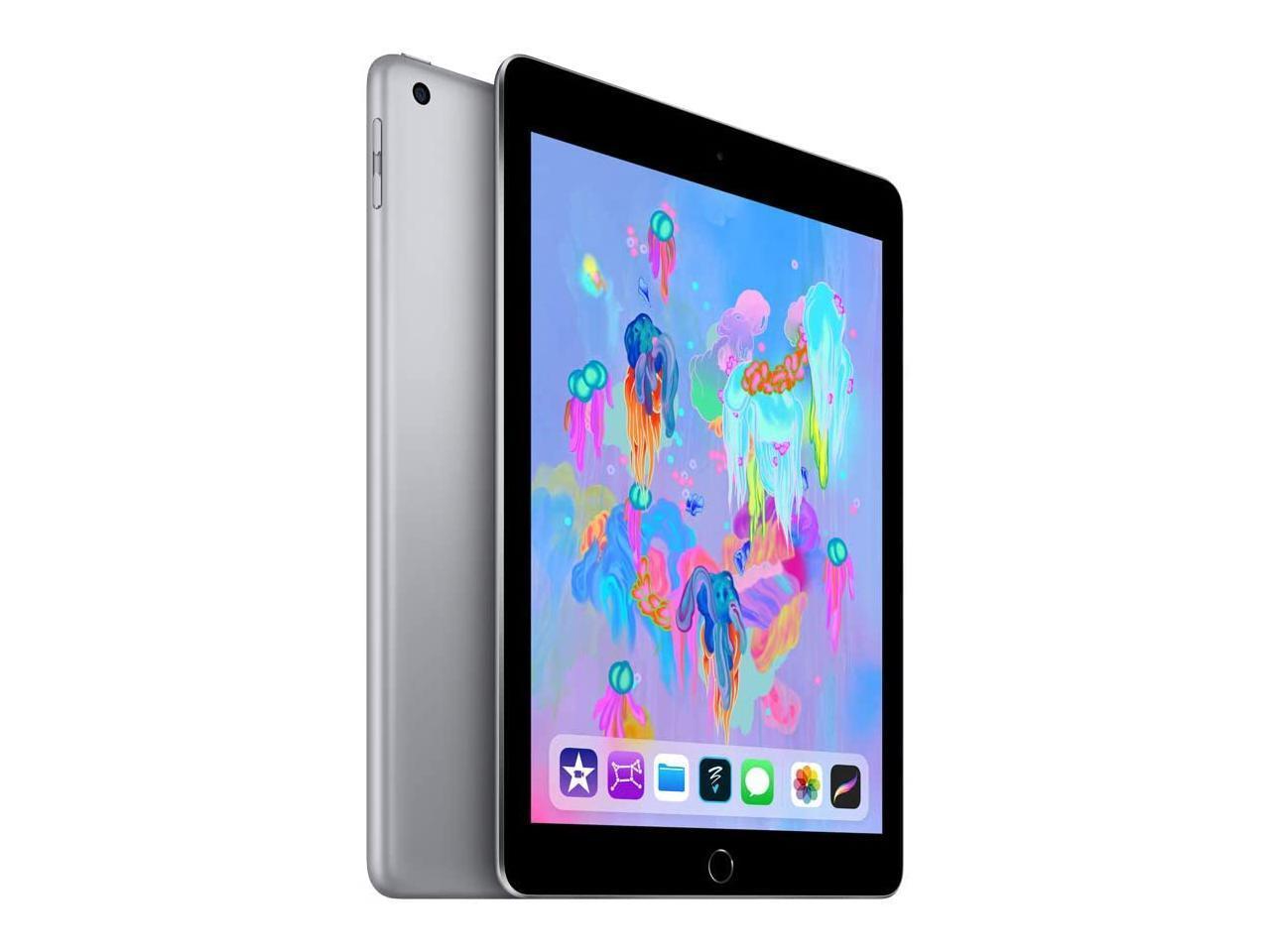 Wi-Fi Space Gray 32GB Model A1893 MR7F2LL//A *BOX ONLY* NEW Apple iPad 6th Gen