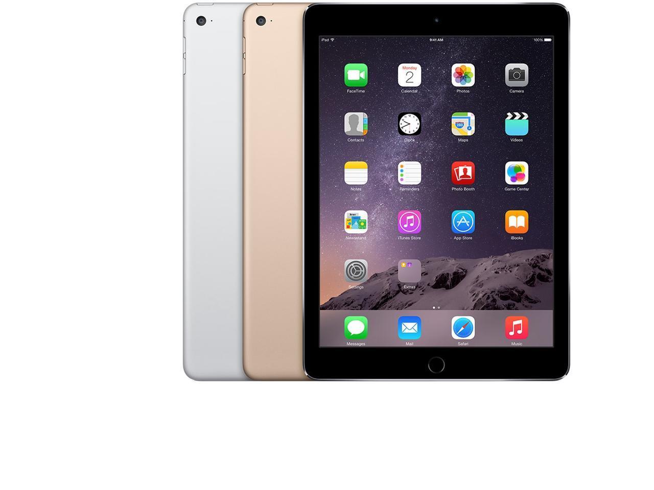 Refurbished Silver, 32 GB Apple iPad Air 2