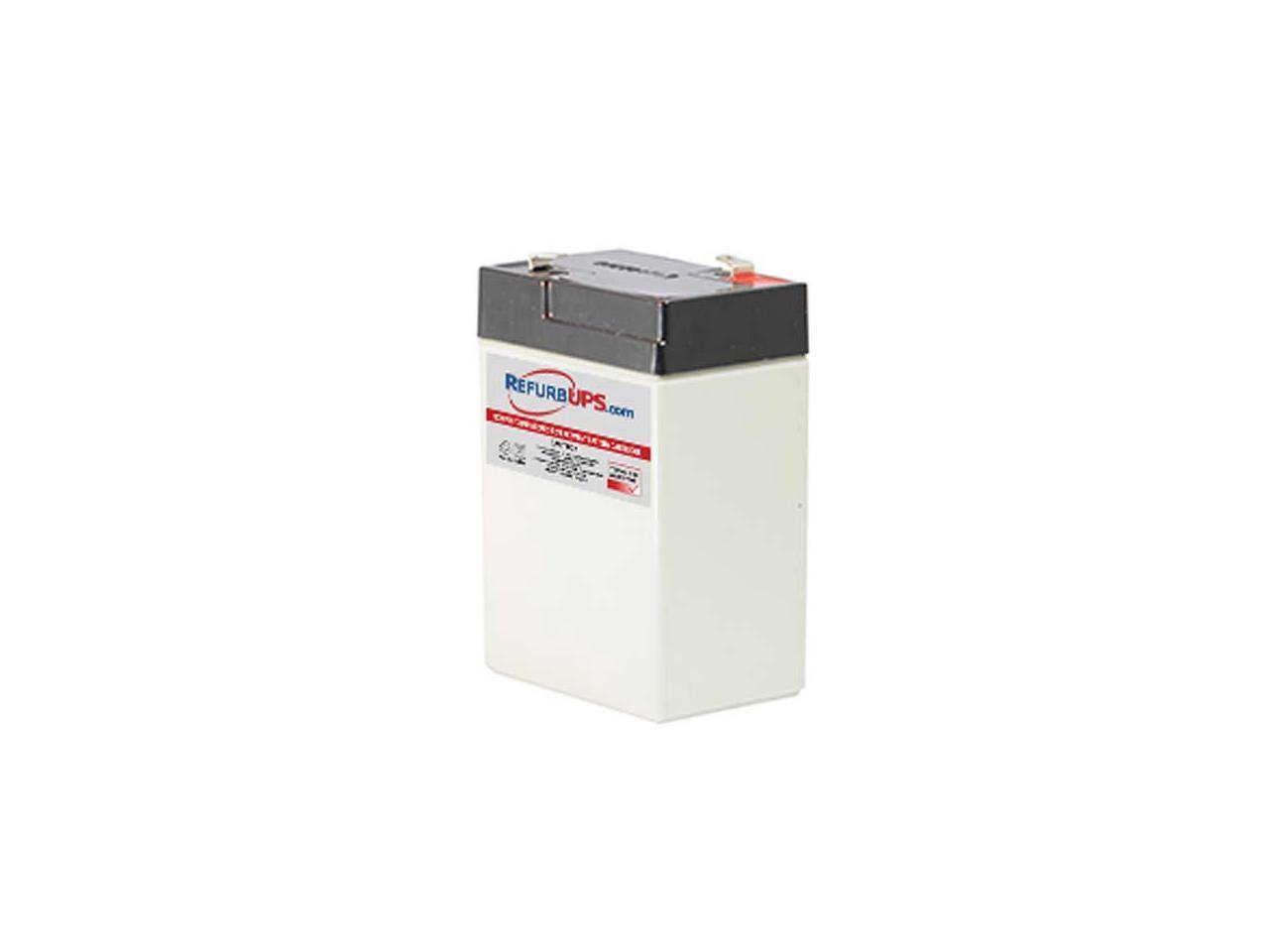 Brooks Equipment BAT64 Compatible Replacement Battery