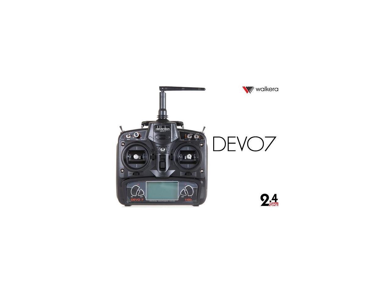 Walkera Devo 7 Transmitter Controller Remote Control Newegg Com