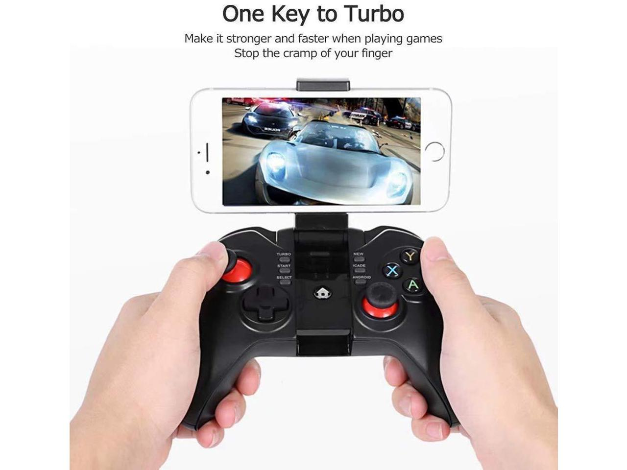 Gamepad Joystick, Wireless Bluetooth Game Controller/for Android Smartphone