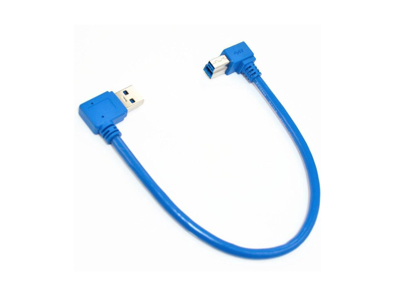 1 Foot, USB 2.0 A-Male//Micro B-male Networx Assorted USB Cables