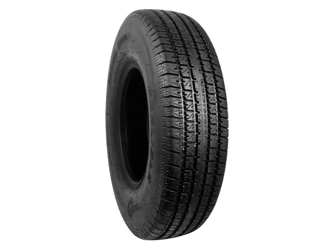 New Carlisle Radial Trail HD Trailer Tire Only ST225/75R15 225 75 15 10PR LRE - Newegg.com