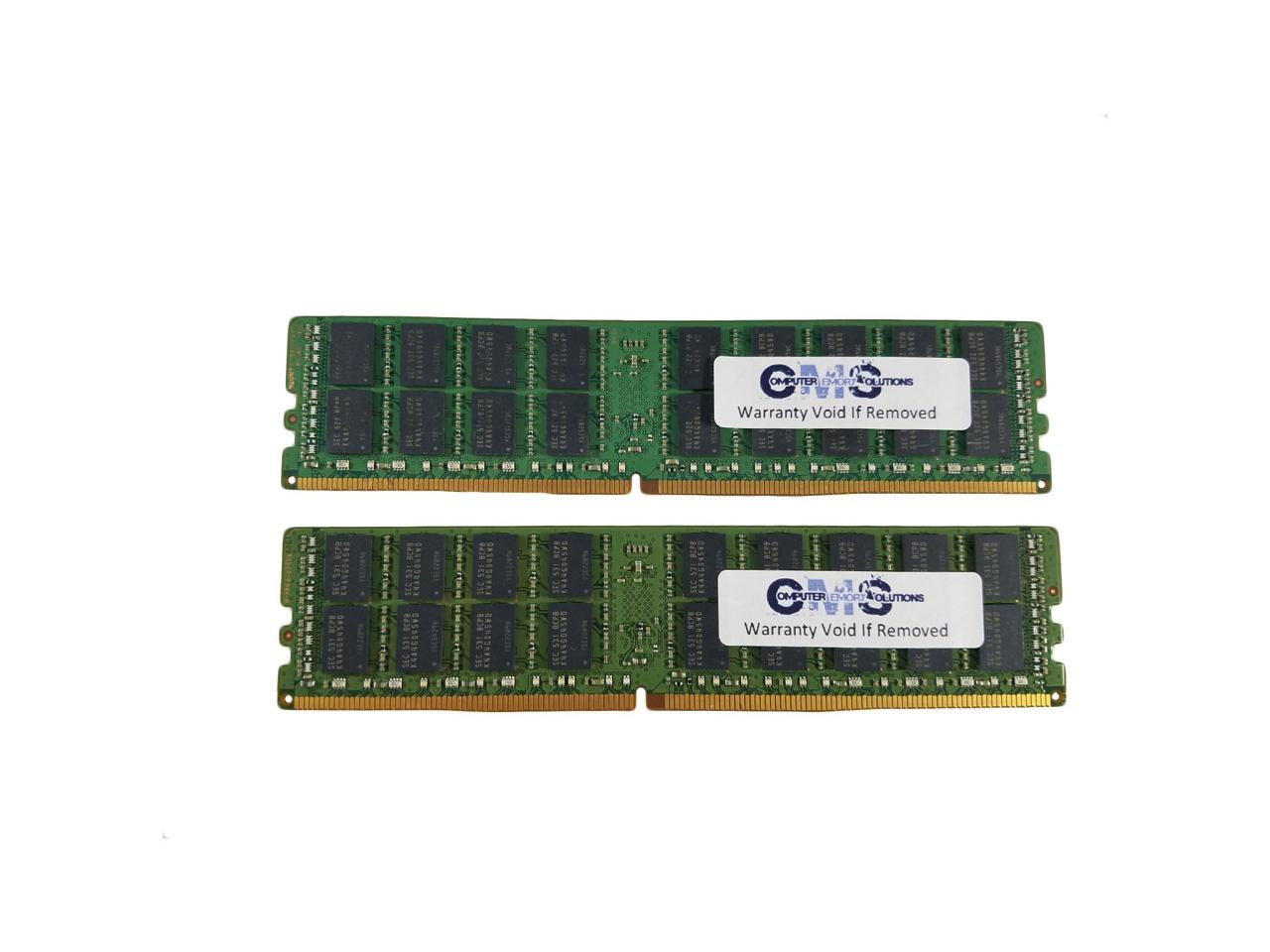 64GB Memory Ram Compatible with Supermicro Processor Blade SBI-7128R-C6 SBI-7228R-T2F only by CMS D16 SBI-7128R-C6N 2X32GB Super B10DRC Super B10DRT-IBF Super B10DRC-N