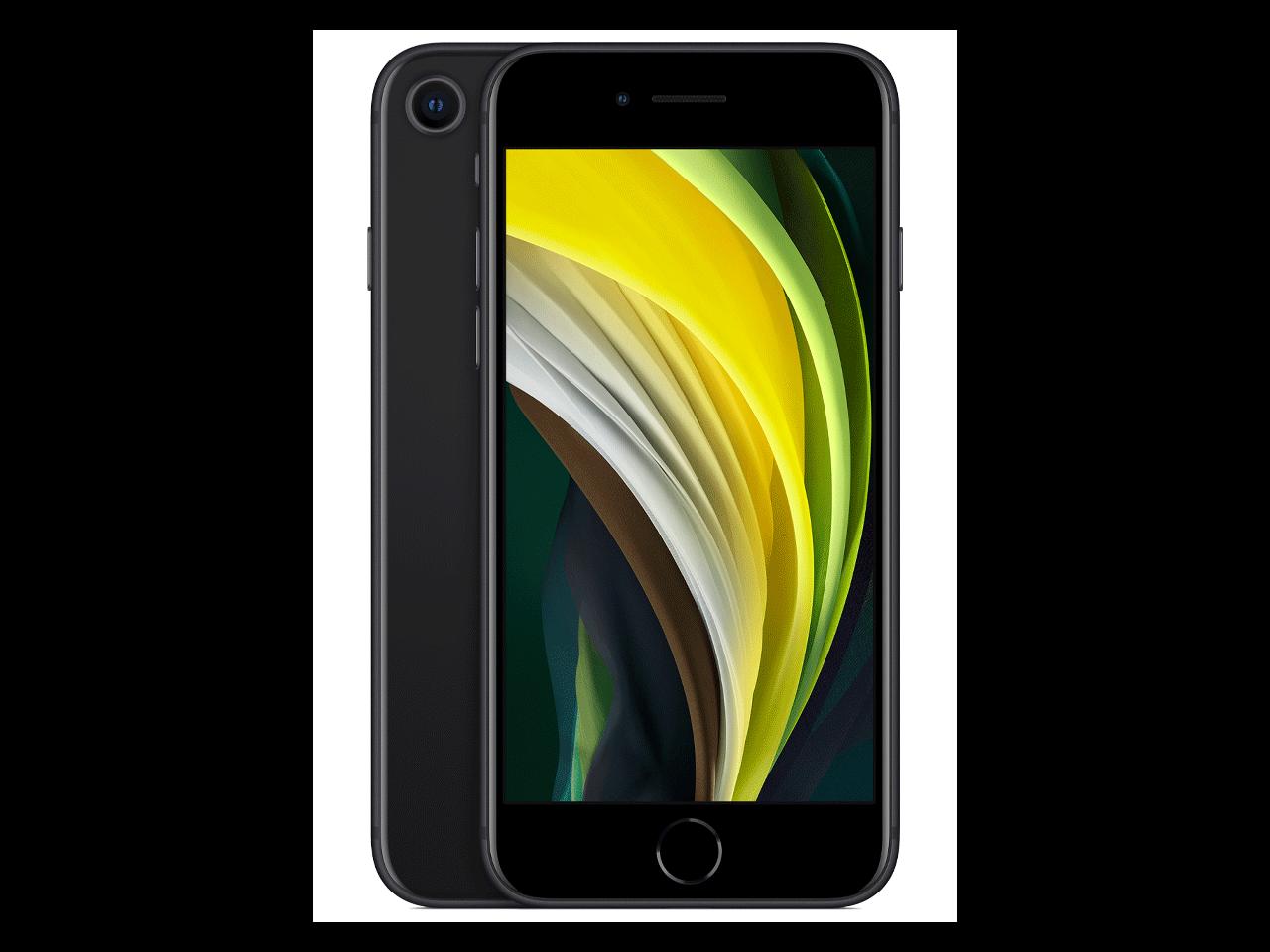 Apple Iphone Se 2020 64gb Gsm Cdma Fully Unlocked Phone Newegg Com
