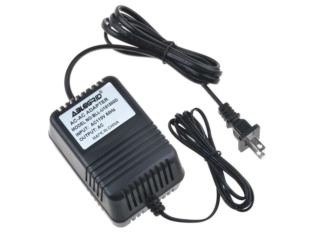 A48S2101000R B2L Therapeutic Massager Back 2 Life Power Supply Charger SLLEA AC//AC Adapter for Back2Life Model