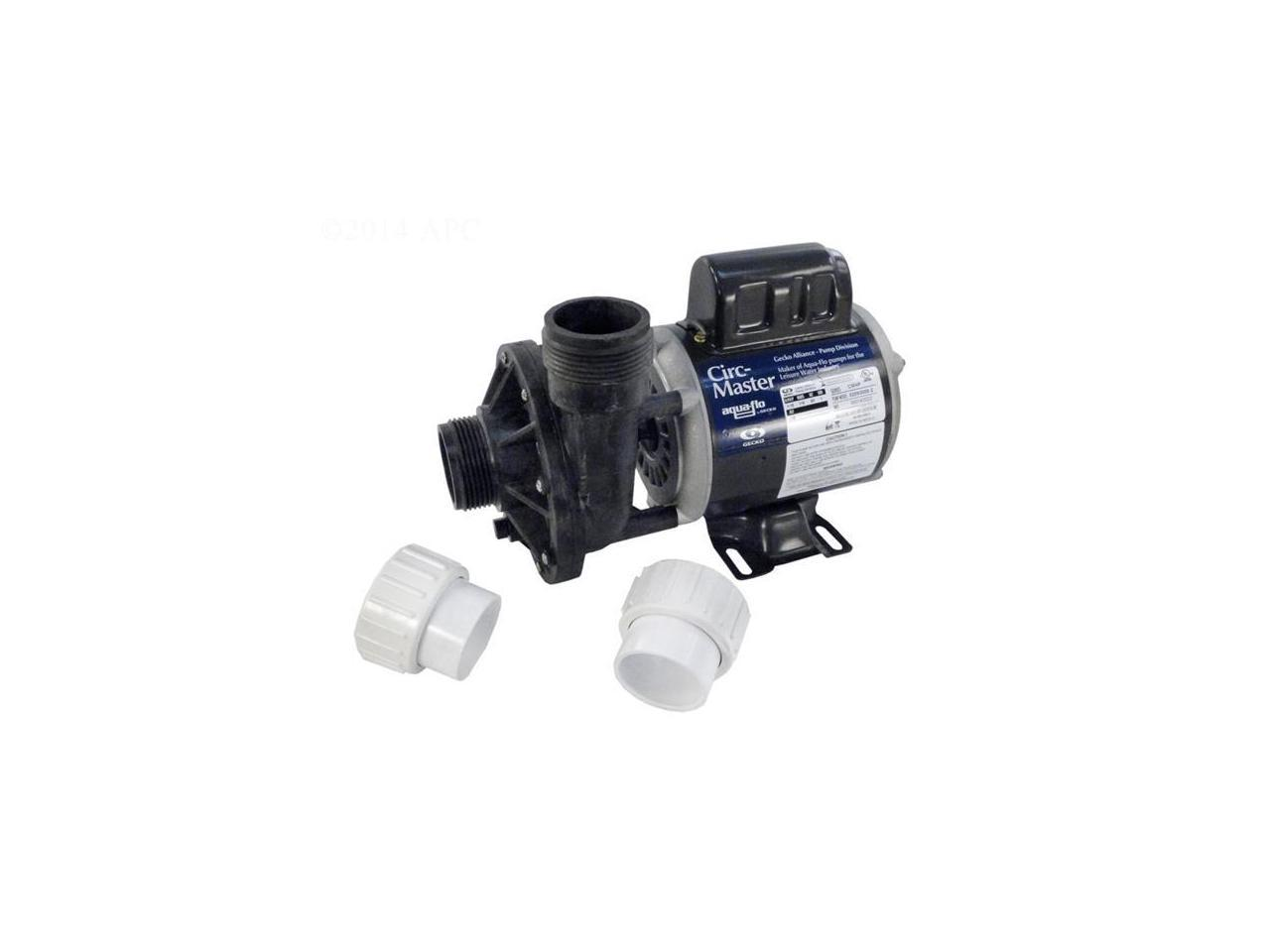 Aqua-Flo 02093001-2010 0.06 HP 230V 48Y CMHP Pump Circulation Circ-Master