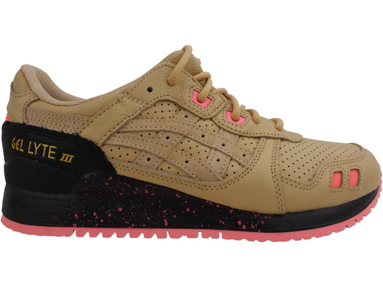 Asics Gel-Lyte III Beige/Pink Sneaker Freaker 'Tiger Snake' 1191A009-201 Men's Size 6.5 Medium