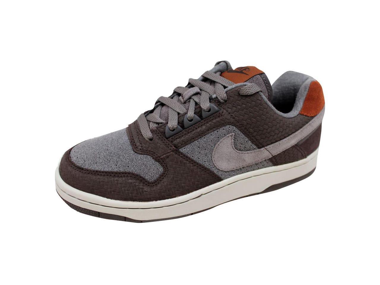 Nike Men's Delta Force Grey-Midnight A Low Dark Cinder/Soft Grey-Midnight Force Fog 314167-203 Size 8 6c9823