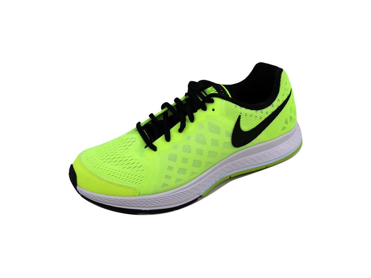 Nike Cool Grade-School Zoom Pegasus 31 Cool Nike Grey/White-Electric Green 654412-700 Size 7Y fa53fa