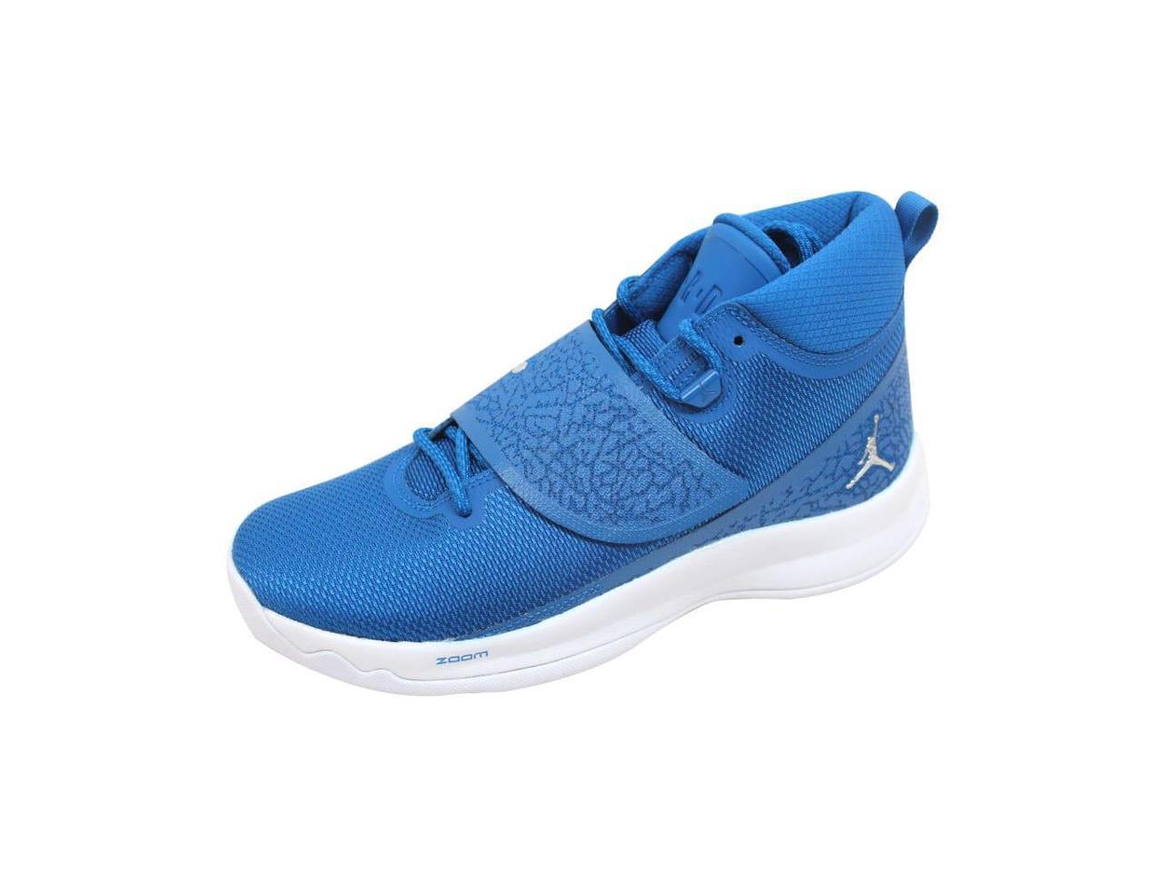 Nike Men's Air Royal/Metallic Jordan Super Fly 5 PO Team Royal/Metallic Air Silver 881571-406 f6276f