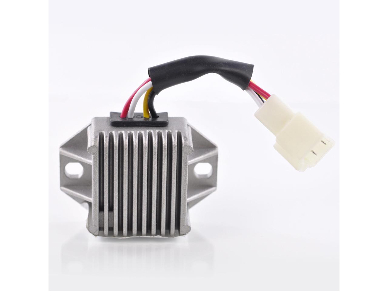 XS 360 400 500 Voltage Regulator Rectifier For Yamaha TX 500 RD 400 1973-1982 OEM Repl.# 371-81910-10-00 371-81910-11-00 2G7-81910-50-00 1A0-81910-20-00 TX500 XS500 RD400